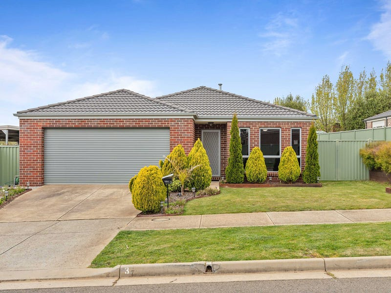 3 Waterside Close, Miners Rest, Vic 3352
