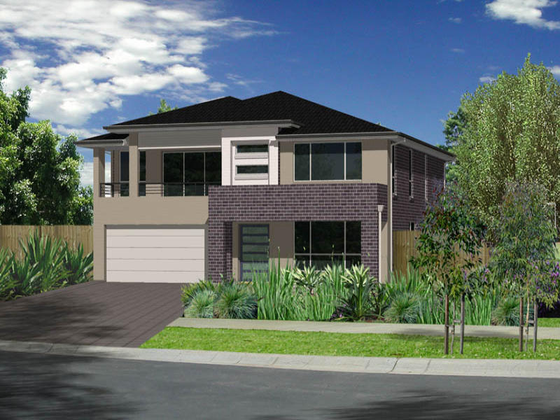 Lot 312 Allambie Street, The Ponds, NSW 2769