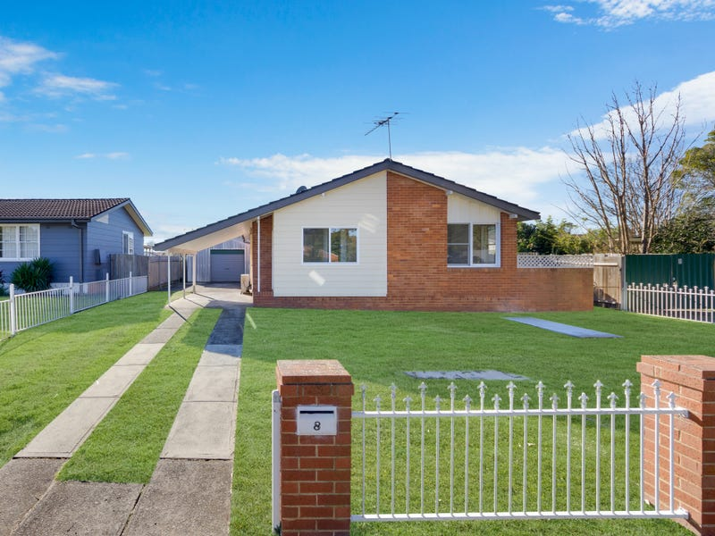 8 Haddon Rig Place, Airds, NSW 2560