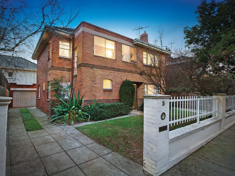 3 Vista Grove, Toorak, Vic 3142