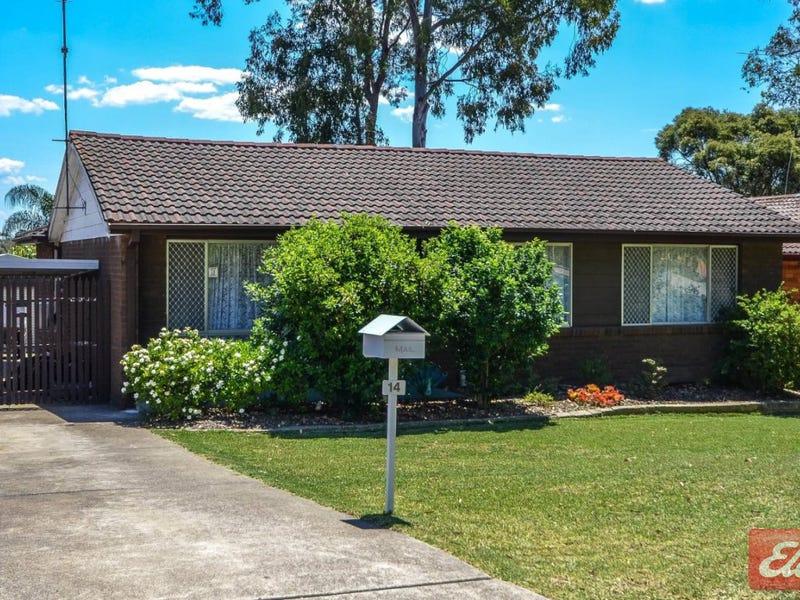 14 Blackett Street, Kings Park, NSW 2148