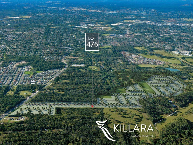 Lot 476, Killara Boulevard, Logan Reserve, Qld 4133