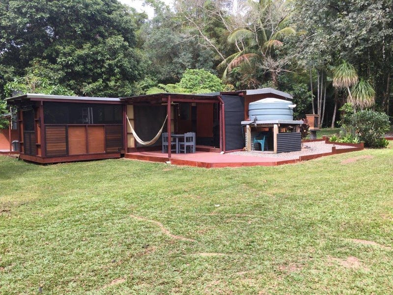 86 Ironbark Road, Daintree, Qld 4873