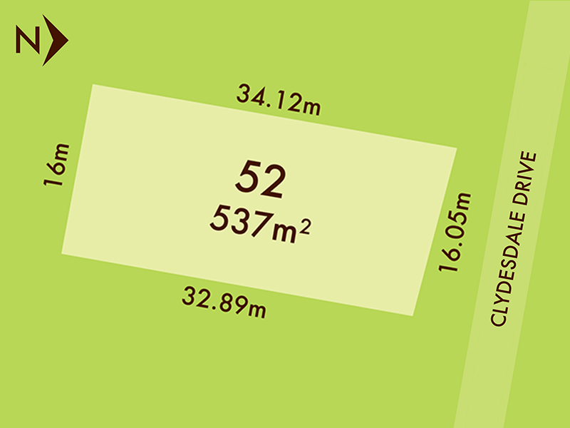 Lot 52, 9 Clydesdale Drive, Bonshaw, Vic 3352