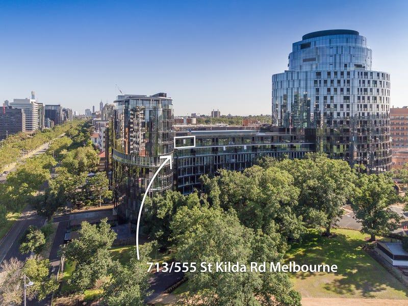 713/555 St Kilda Road, Melbourne, Vic 3004