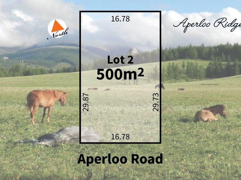 Lot 2 Aperloo Ridge, Drouin, Vic 3818