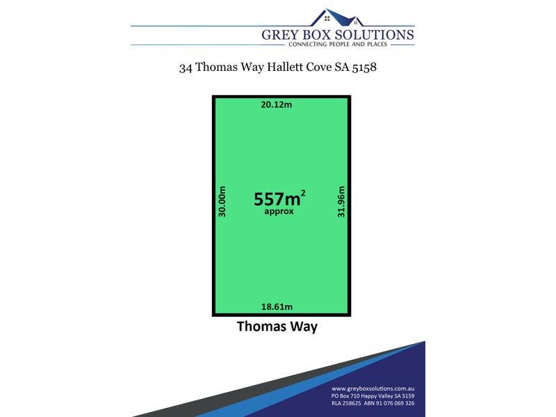 34 Thomas Way, Hallett Cove, SA 5158