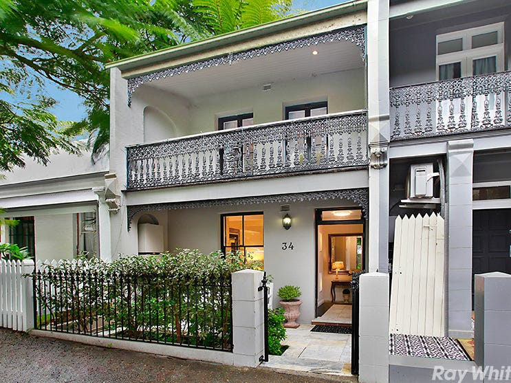 34 Hopewell Street, Paddington, NSW 2021