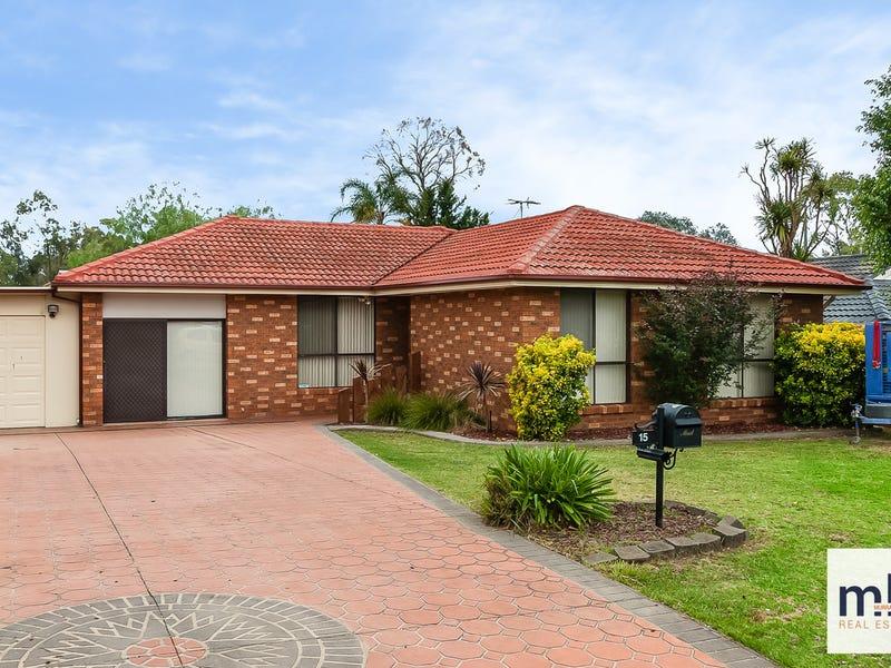 15 Halifax Street, Raby, NSW 2566