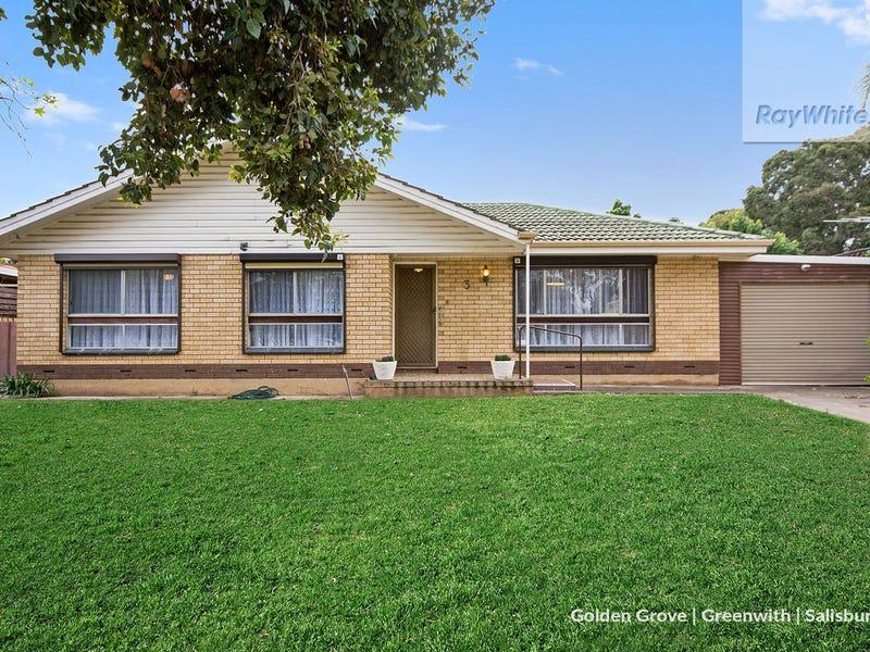 3 Forest Avenue, Paralowie, SA 5108