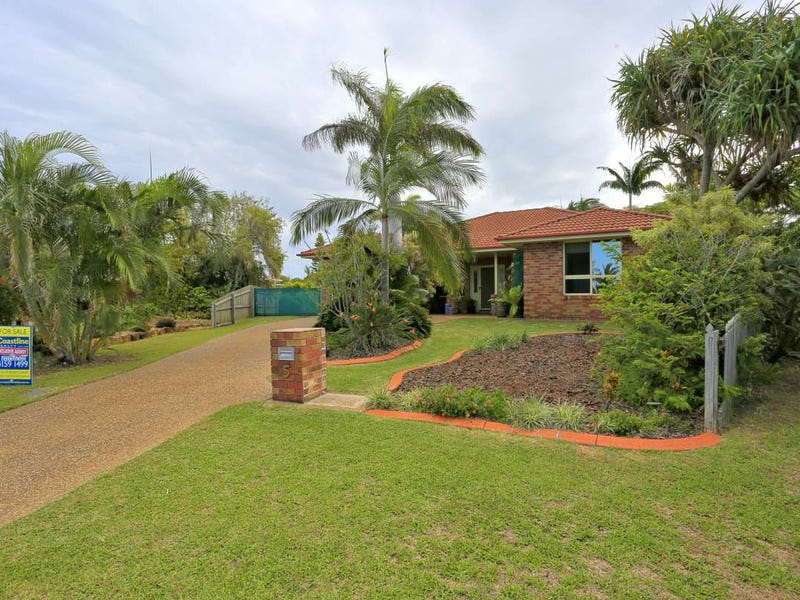 5 Majestic Place, Coral Cove, Qld 4670