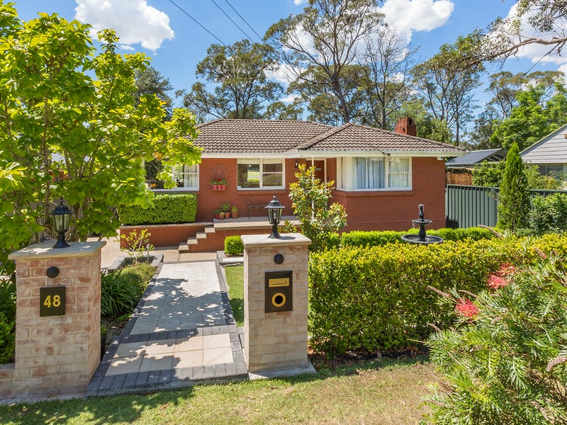 48 Russell Avenue, Valley Heights, NSW 2777