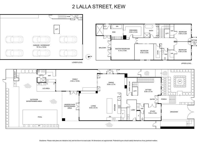 2 Lalla Street, Kew, Vic 3101 - floorplan