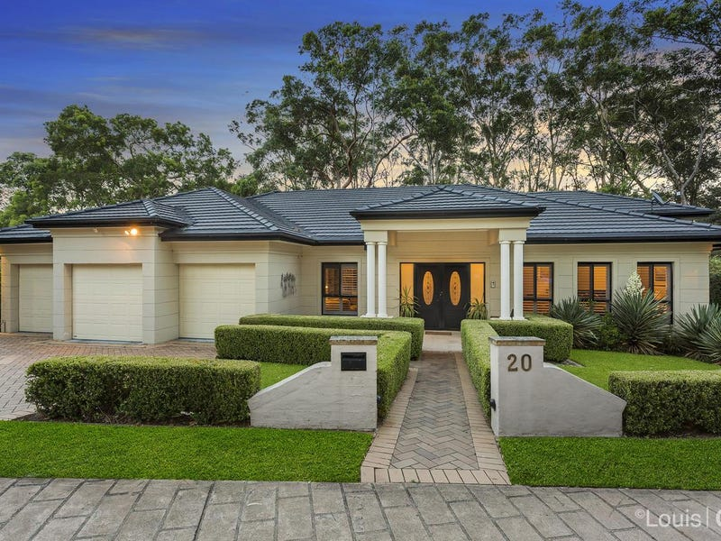 20 Tomintoul Way, Glenhaven, NSW 2156