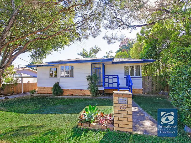 80 Sallows Steet, Alexandra Hills, Qld 4161