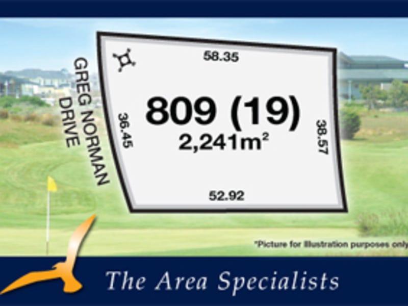 Lot 809 (19) Greg Norman Drive, Sanctuary Lakes, Vic 3030