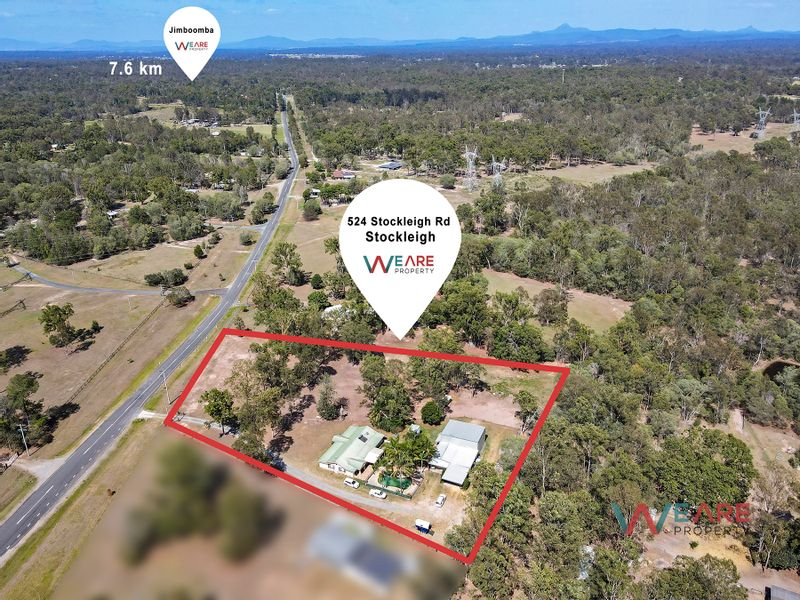 524 Stockleigh Road, Stockleigh, Qld 4280