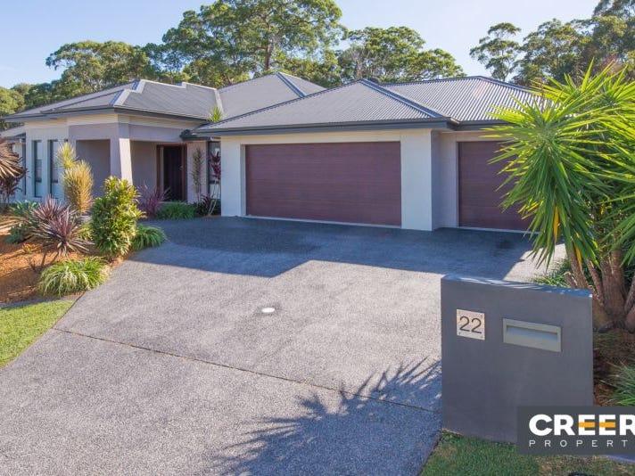22 Corymbia Street, Croudace Bay, NSW 2280