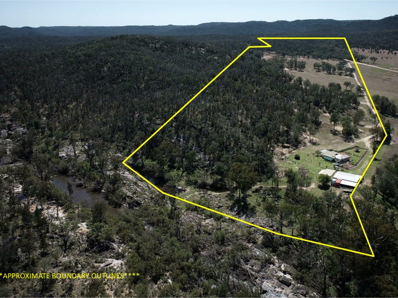 1671 Apple Tree Flat Road, Ashford, NSW 2361