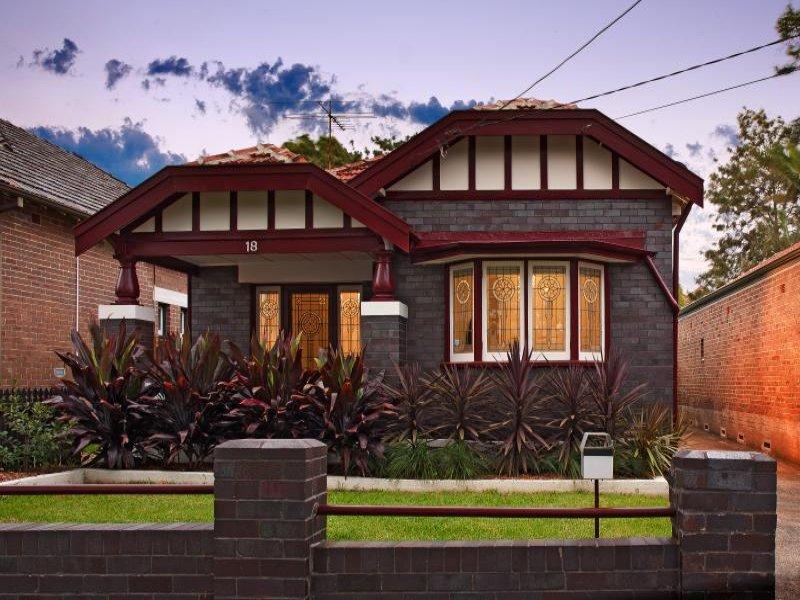 18 Enfield Street, Marrickville, NSW 2204