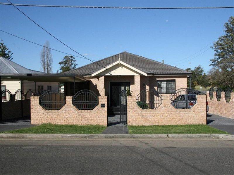 13 ROBERTSON STREET, Granville, NSW 2142
