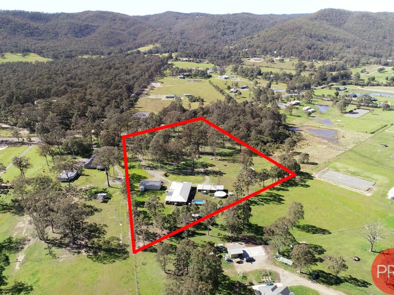 399 Martins Creek Road, Paterson, NSW 2421