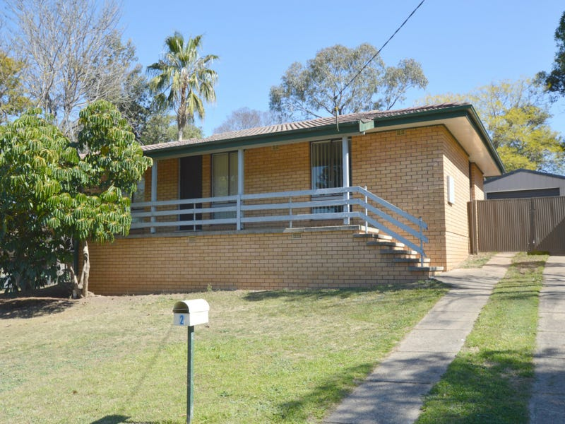 2 Oxley Avenue, Singleton Heights, NSW 2330