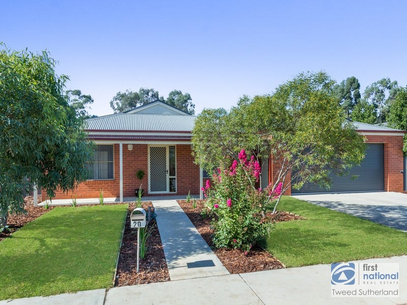 20 Symbester Crescent, Eaglehawk, Vic 3556