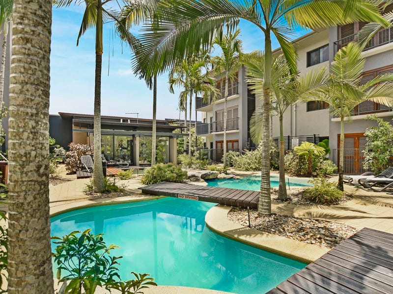 1103 & 1104/3 Water Street, Cairns City, Qld 4870