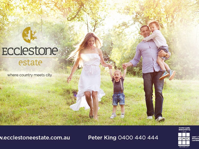 Ecclestone Estate - Greenfield Drive, Riverside, Tas 7250