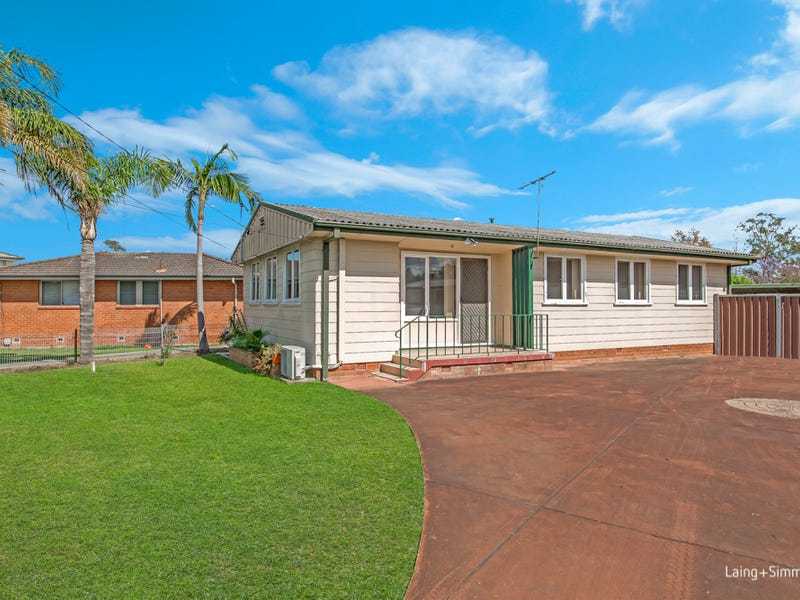 20 Runcorn Ave Avenue, Hebersham, NSW 2770