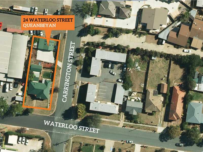 24 Waterloo Street, Queanbeyan East, NSW 2620
