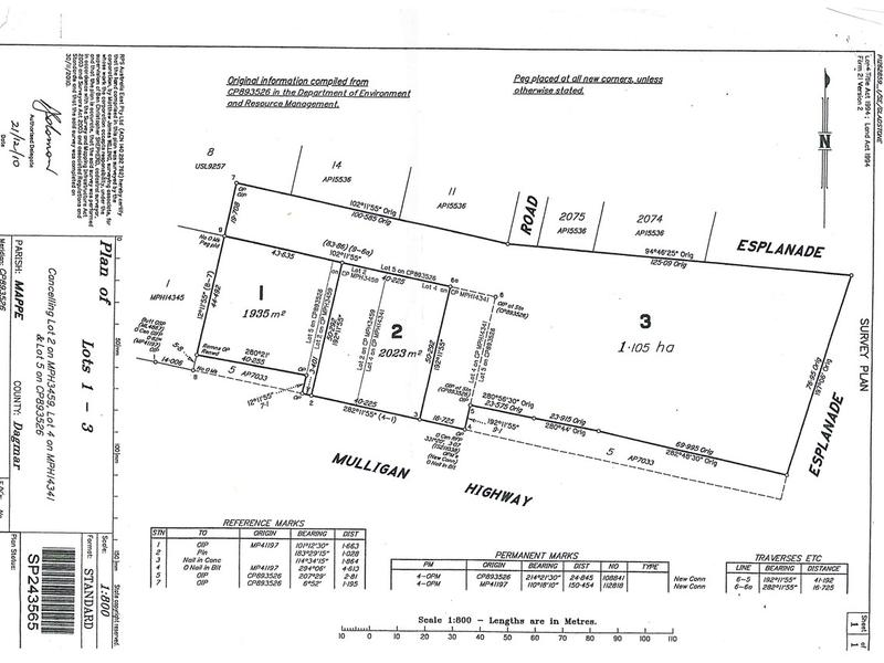 Lot 2, State Route 81, Mount Carbine, Qld 4871