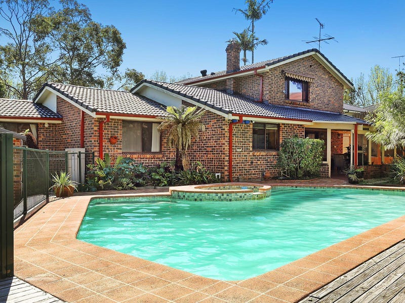 7 Coppins Place, Castle Hill, NSW 2154