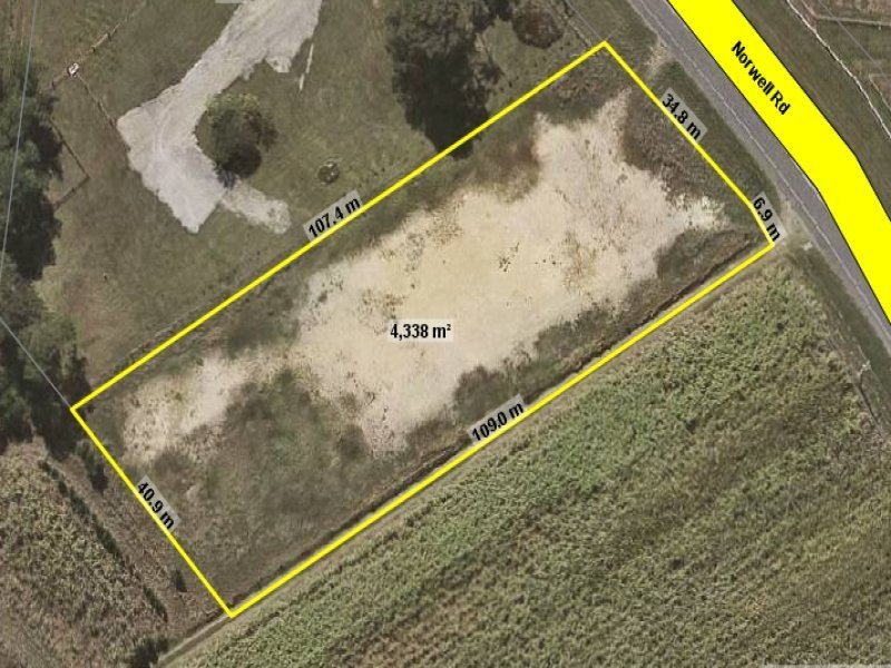 Lot 2, Norwell Road, Norwell, Qld 4208
