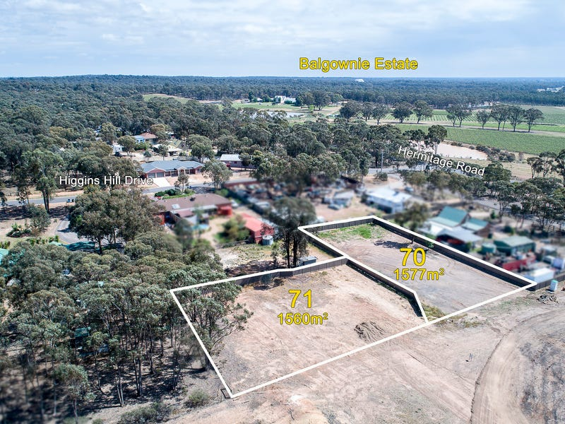 Lot 71 Armitage Estate, Maiden Gully, Vic 3551