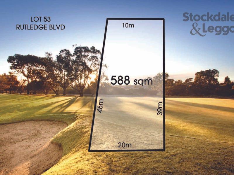 Lot 53 Rutledge Boulevard, North Geelong, Vic 3215