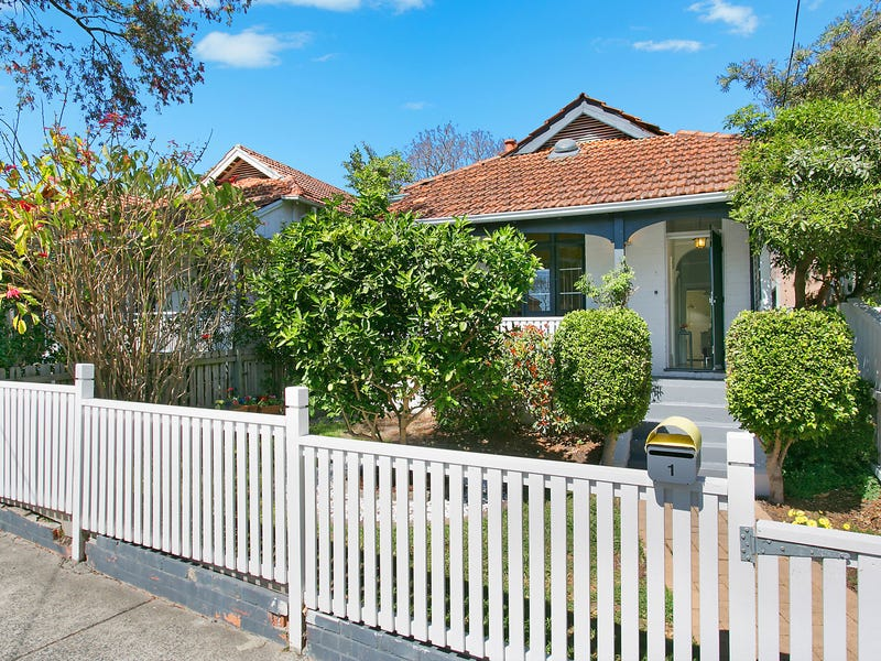 1 Devonshire Street, Crows Nest, NSW 2065