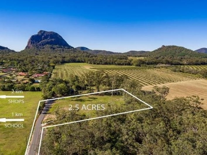 171 Coonowrin Road Glass House Mountains Qld 4518 Lifestyle for