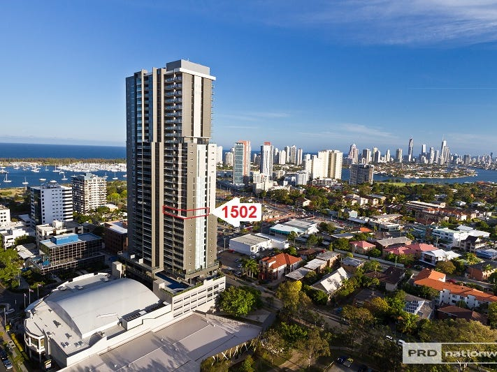 1502/34 Scarborough Street, Southport, Qld 4215