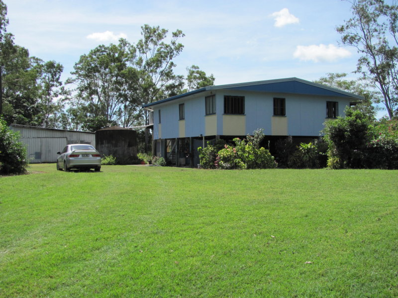 4672 Bruce Highway, Mount Pelion, Qld 4741