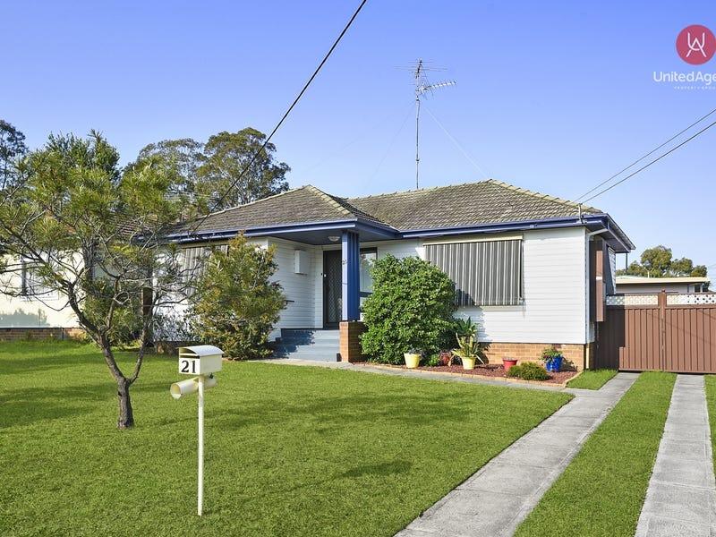 21 Ryeland Street, Miller, NSW 2168