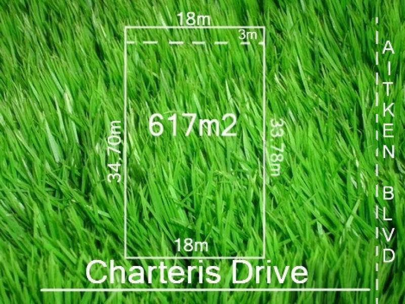 Lot 10112 Charteris Drive, Craigieburn, Vic 3064