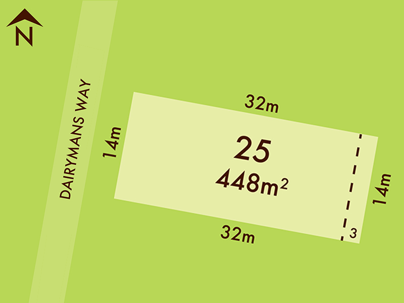 Lot 25, 7 Dairymans Way, Bonshaw, Vic 3352