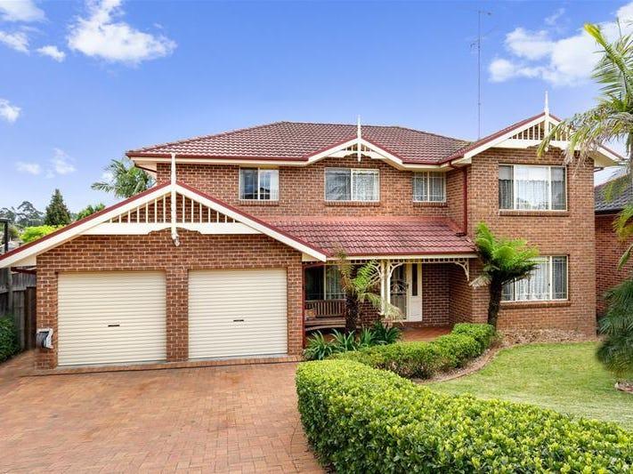 6 Harcourt Close, Castle Hill, NSW 2154