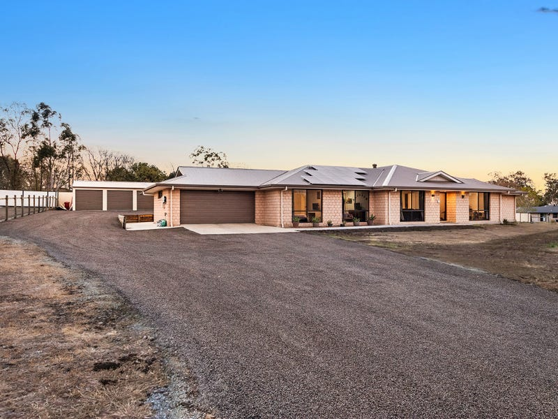 12 Post Office Lane, Harrisville, Qld 4307