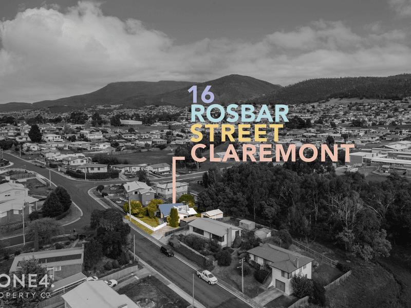 16 Rosbar Street, Claremont, Tas 7011