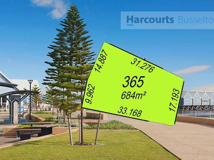 Lot 365 Peppermint Park Stage 5B, West Busselton