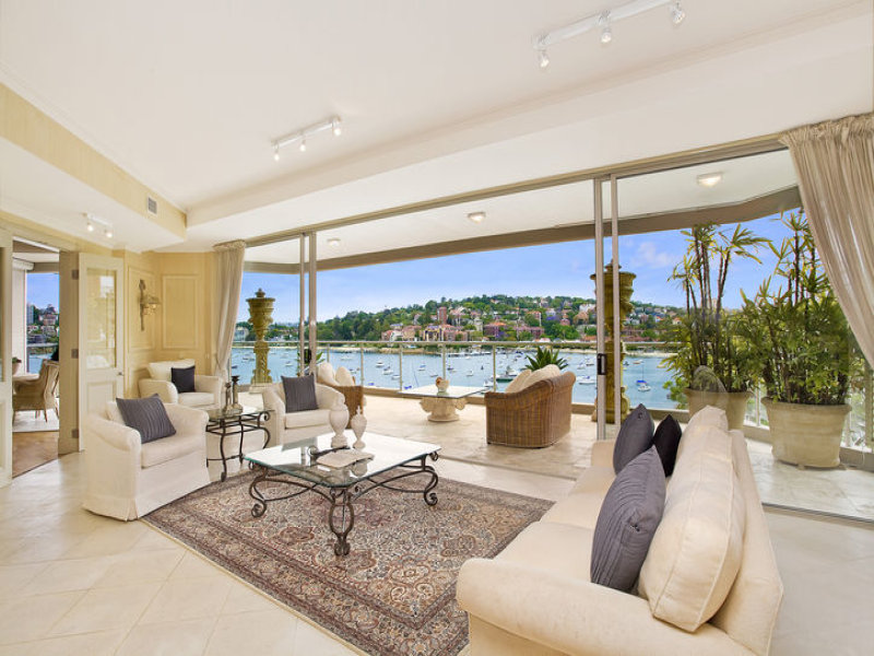 4/29-31 Sutherland Cres, Darling Point, NSW 2027