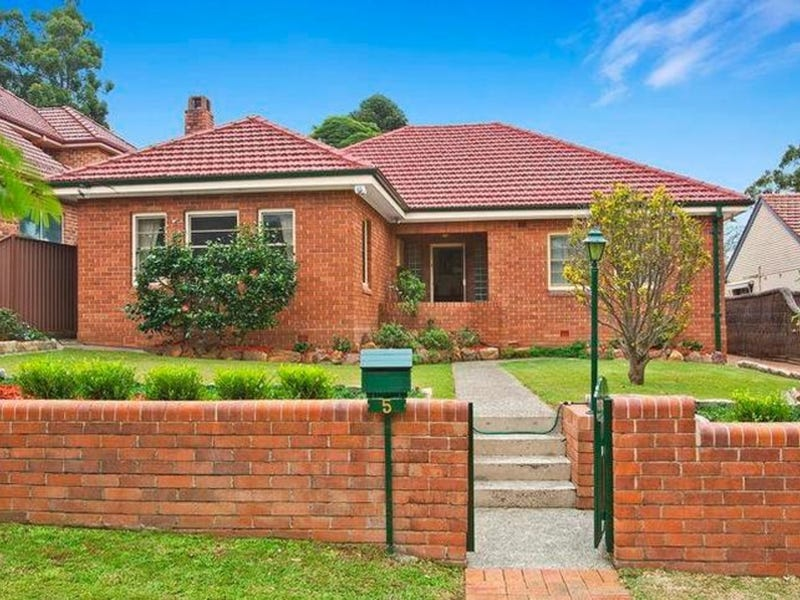 5 Muriel Avenue, Epping, NSW 2121